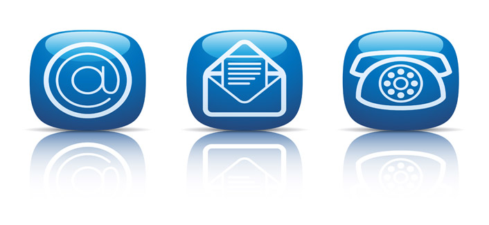 we want to hear from you contact us by email telephone or contact form